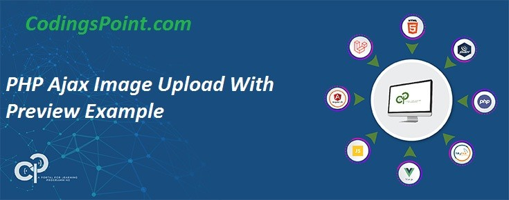 PHP Ajax Image Upload With Preview